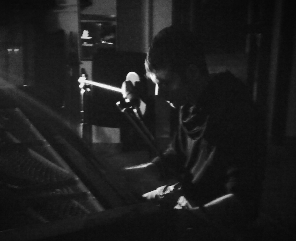Piano Session @ Entropya Studio 2011