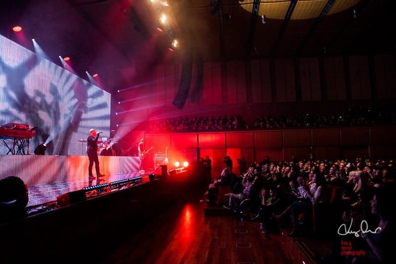 Live with Raf @ Auditorium Parco della Musica Rome